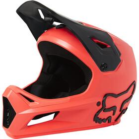 Fox Rampage Helmet Youth, pomarańczowy